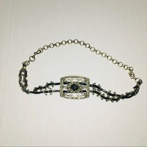 Metal Chained Belt